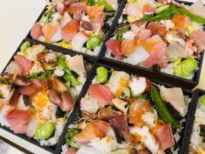 ばらちらし寿司
