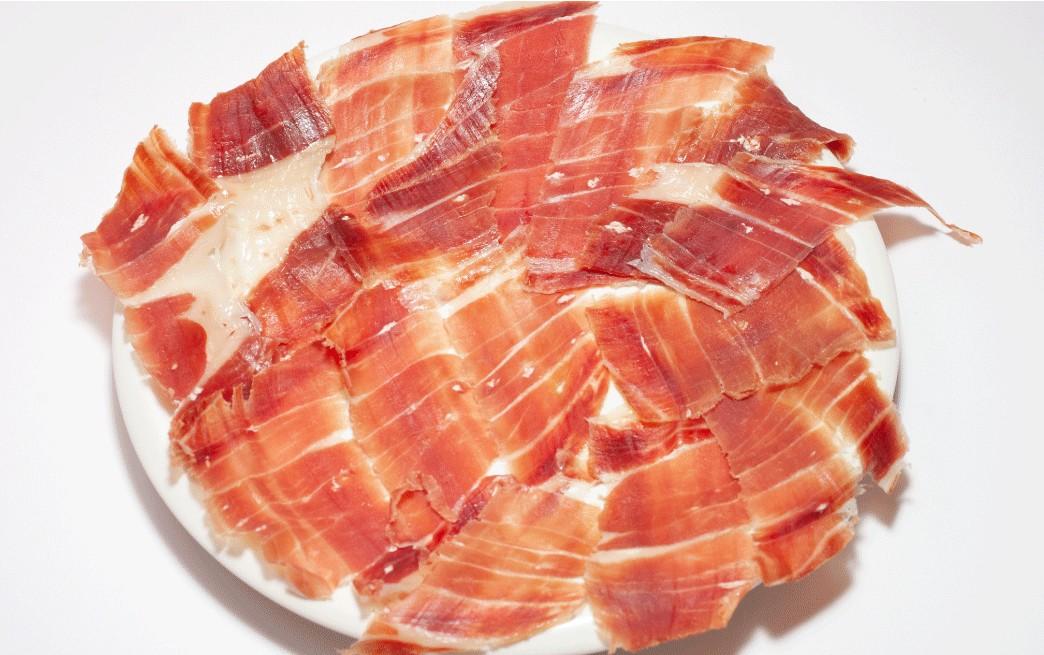 エルカミーノ:イベリコ豚の生ハム