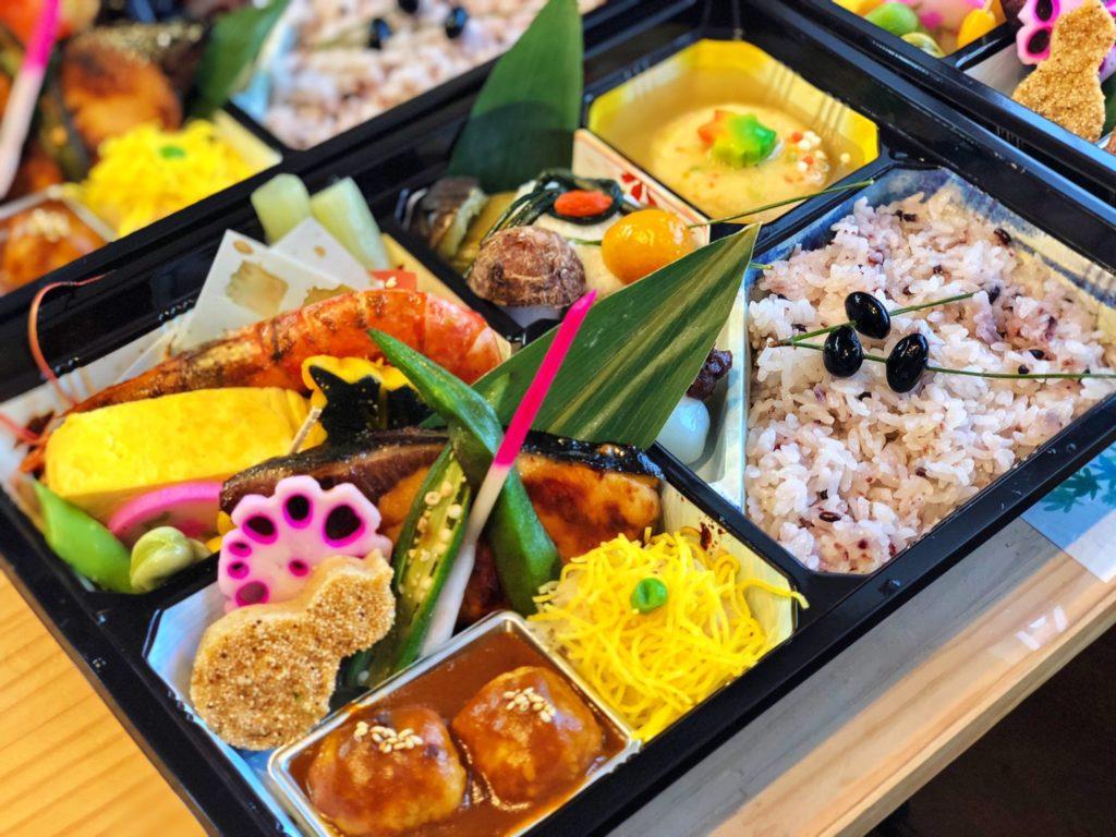 膳 こころ粋:四季の旬彩弁当