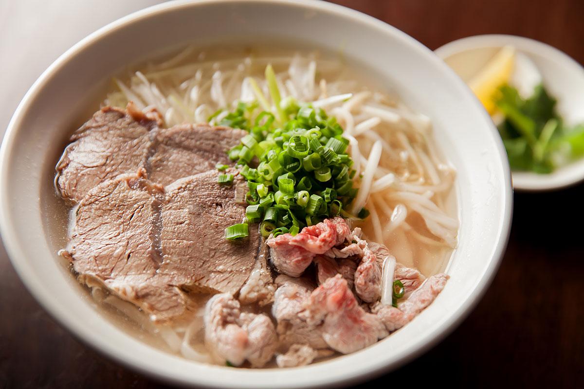 ベトナム食堂:牛肉フォー