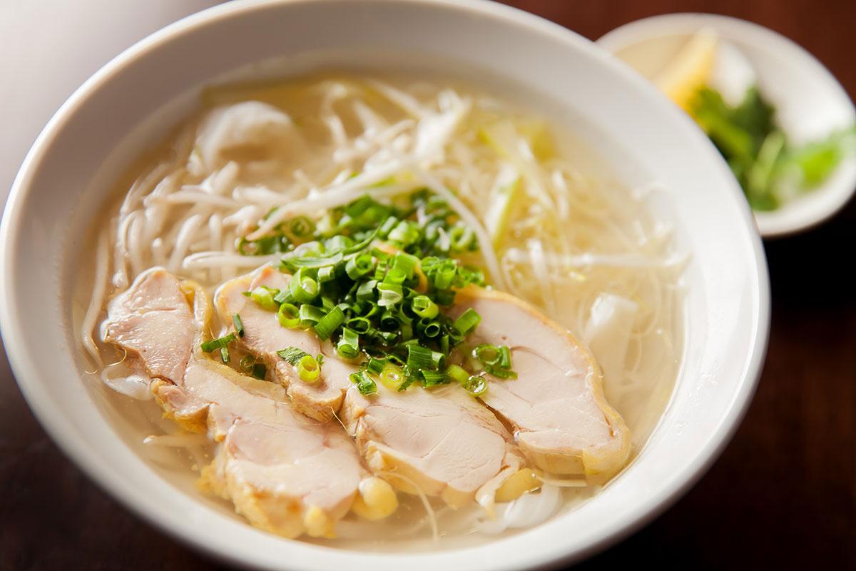 ベトナム食堂:鶏肉フォー