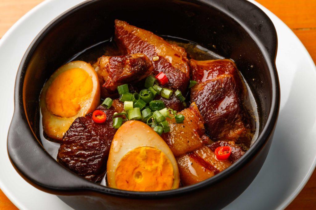 フォーハノイセカンド板屋町店:豚の角煮