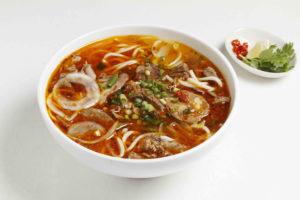 ピリ辛牛すじスープ麺