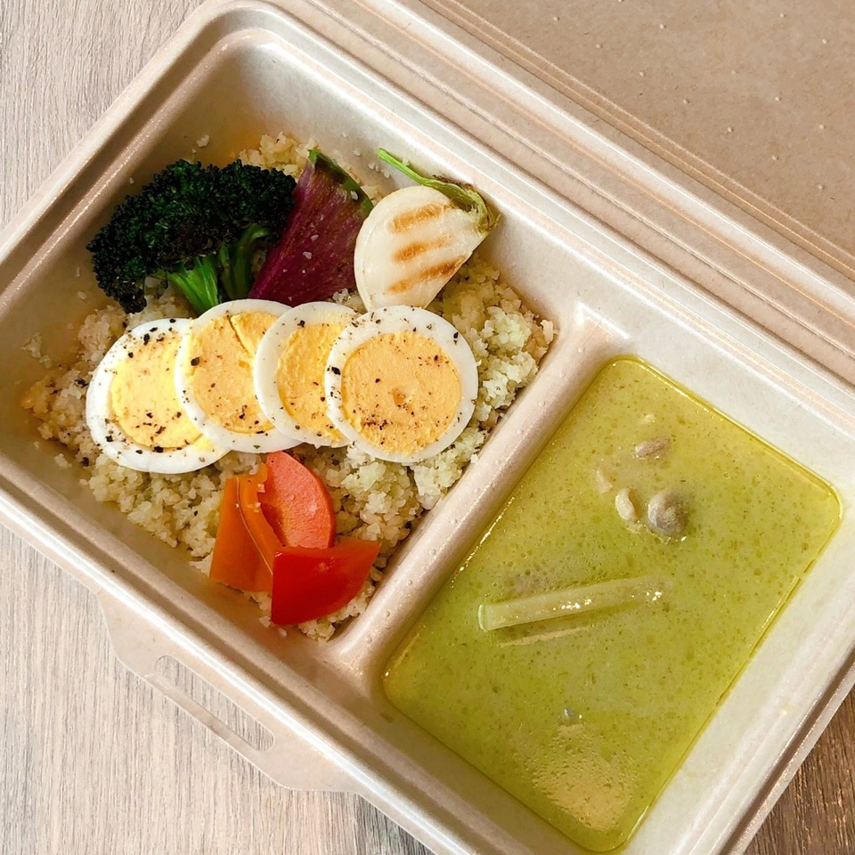 OMG KITCHEN:FARMERS GREEN CURRY ファーマーズグリーンカレー