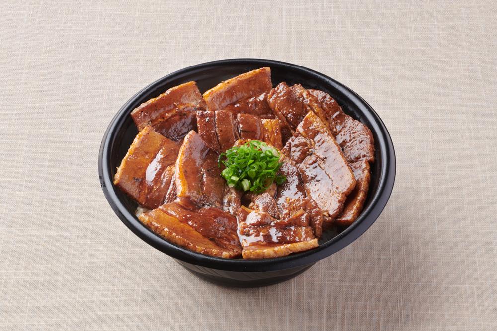 浜松とんとん庵:炭火焼豚丼