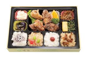 名物浜松から揚げ弁当