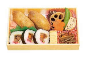 助六寿司弁当