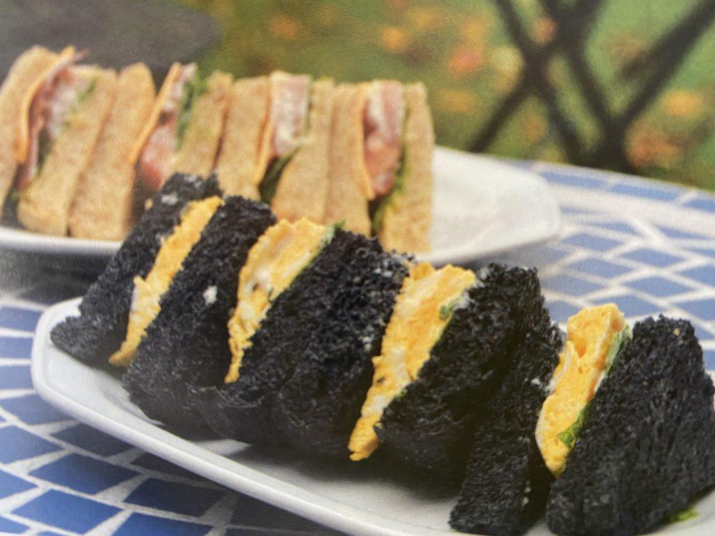 パンカフェ珈琲香爐:厚焼き玉子トースト